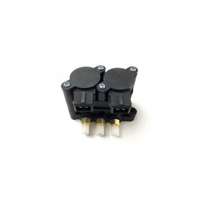 Блок клапанов пневмоподвески БМВ (е65, е66)